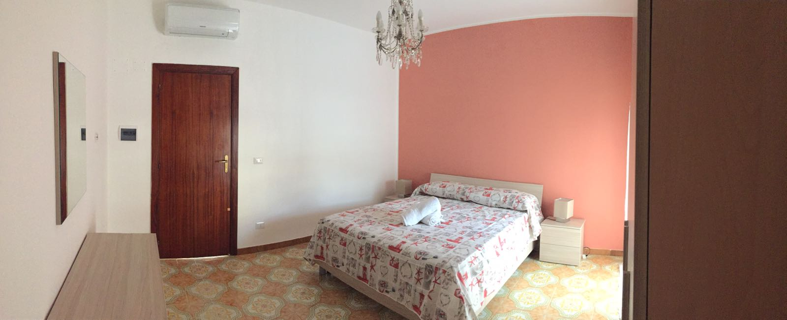 Camera doppia Family Room b&b a diamante